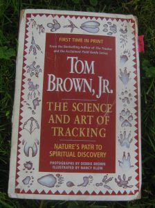"Tom Brown Jr's book ""The Science and Art of Tracking"""